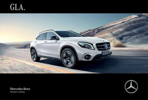 Ofertas de Mercedes-Benz, Mercedes Benz GLA