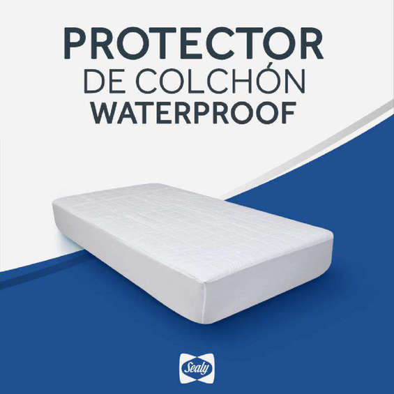 Ofertas de Sealy, Protector de colchón