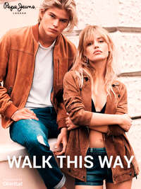 Walk this way