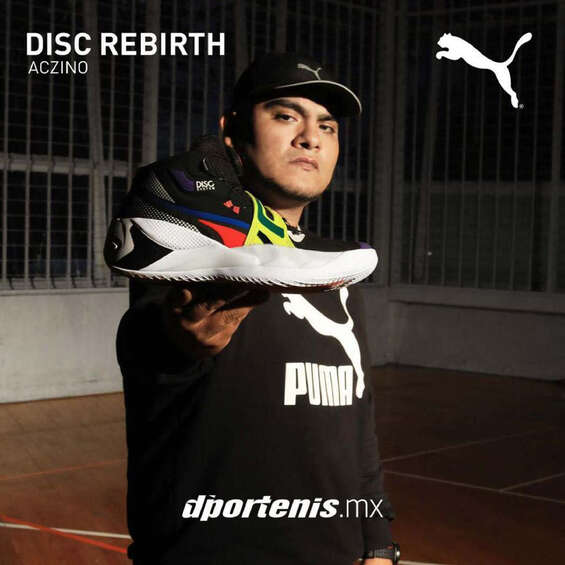 Ofertas de Dportenis, Puma Disc Rebirth