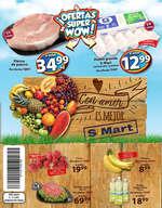 Ofertas de S-Mart, ¡Ofertas Súper Wow!- Díptico Lincoln, Concordia y Fresno