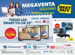 Ofertas de Best Buy, Megaventa back to school