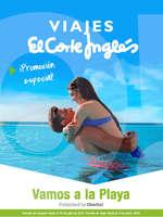 Ofertas de Viajes El Corte Inglés, Vamos a la Playa