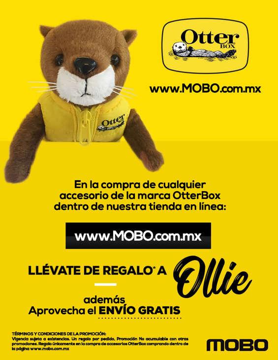 Ofertas de Mobo, Llévate de regalo a Ollie