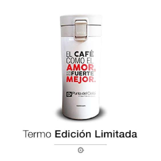 Ofertas de Café Punta del Cielo, Termo Edición Limitada