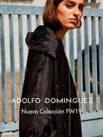 Ofertas de Adolfo Dominguez, Nueva Colección FW19