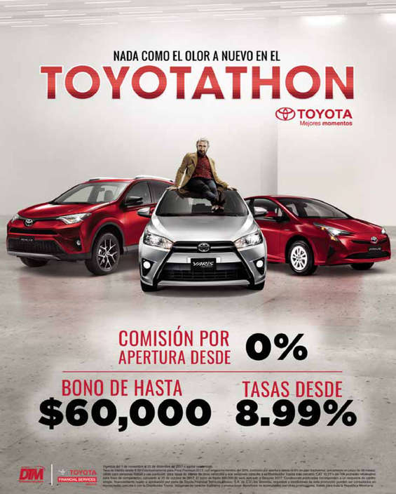Ofertas de Toyota, Toyotathon