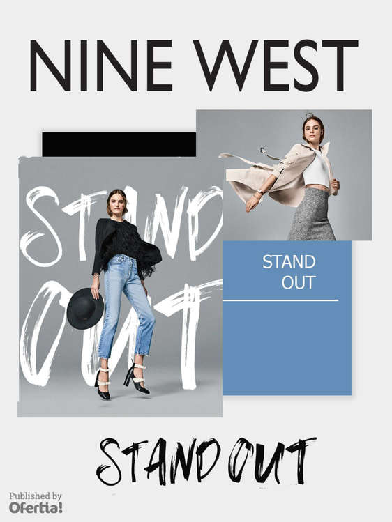 Ofertas de Nine West, Stand Out