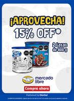 Ofertas de Choco Milk, ¡Aprovecha! 15% OFF