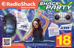 Ofertas de RadioShack, Shack Party