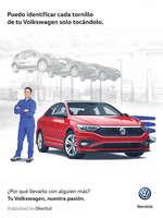 Ofertas de Volkswagen, Servicio vw
