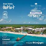 Ofertas de Viajes El Corte Inglés, Gran venta outlet