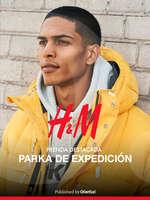 Ofertas de H&M, Parka Expedición