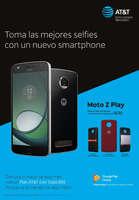 Ofertas de AT&T, Moto Z Play