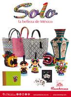 Ofertas de Sanborns, Solo la belleza de México