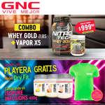 Ofertas de GNC, GNC promociones agosto