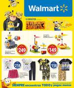 Ofertas de Walmart, Siempre encuentras todo y pagas menos
