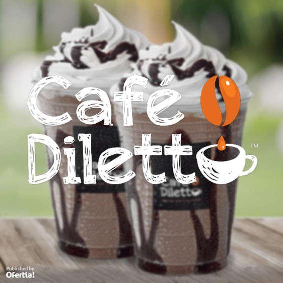 Ofertas de Diletto, Promo dos frappes