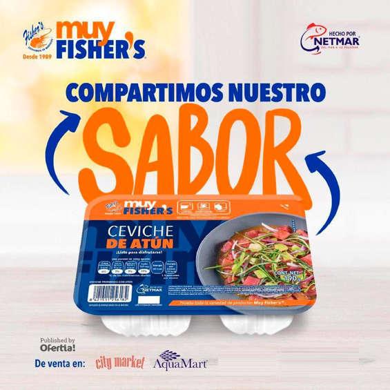 Ofertas de Fisher's, Compartimos nuestro sabor