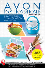 Fashion & Home - 1 a 5 - 2020