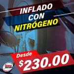 Ofertas de Power Service, Inflado con nitrógeno