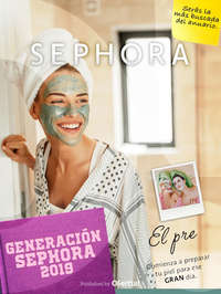 Prepara tu piel - Generación Sephora 2019