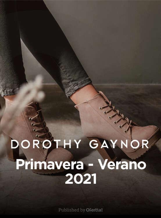 Ofertas de Dorothy Gaynor, Primavera - Verano 2021