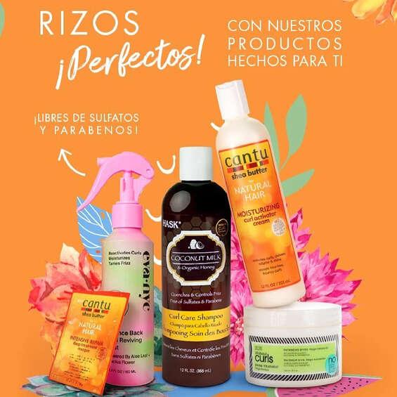 Ofertas de Sally Beauty Supply, ¡Rizos Perfectos!