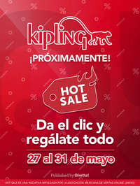Hot Sale en Kipling