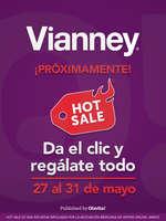 Ofertas de Vianney, Próximamente Hot Sale