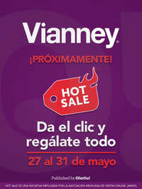 Próximamente Hot Sale
