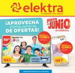 Ofertas de Elektra, Por fin es junio en Elektra
