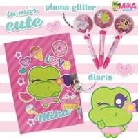 Pluma Glitter