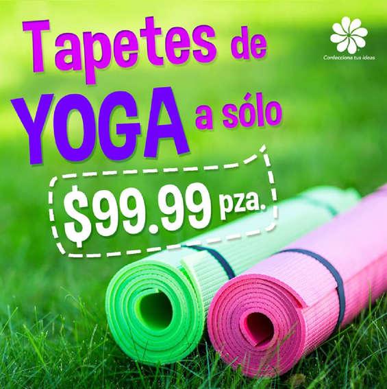 Ofertas de Modatelas, Tapetes de yoga