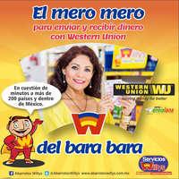 Envía y recibe dinero por Western Union