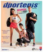 Ofertas de Dportenis, Revista Julio - Agosto