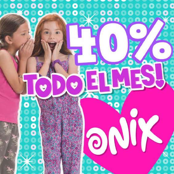 Ofertas de Onix, Descuento mayo