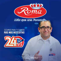 Farmacias Roma 24 horas