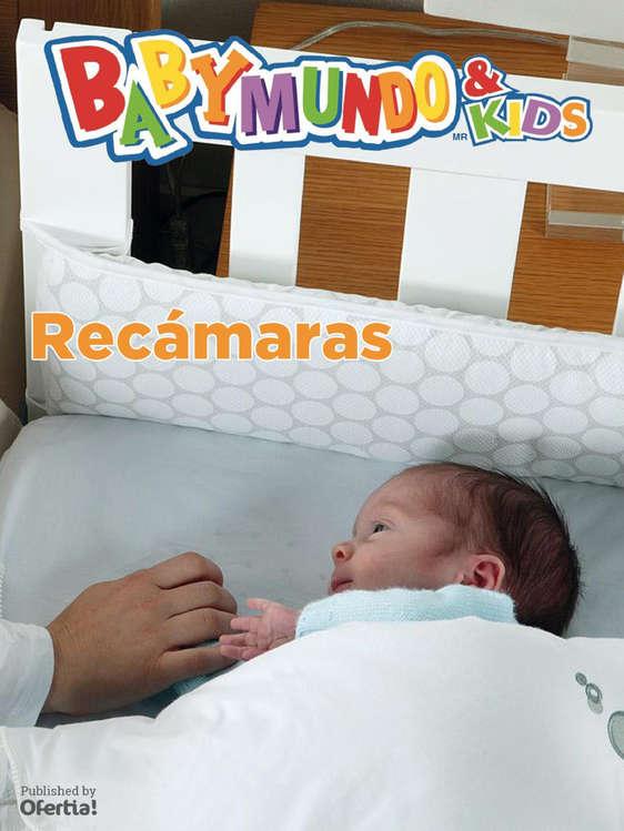 Ofertas de Baby Mundo & Kids, Recámaras