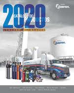 Ofertas de Infra, Catálogo 2020
