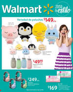 Ofertas de Walmart, Zona de estilo