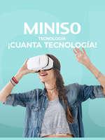 Ofertas de Miniso, Cuanta tecnología
