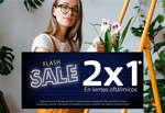 Ofertas de Más Visión, Flash Sale