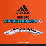 Ofertas de Adidas, Hombre superstar