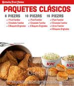 Ofertas de KFC, Paquetes Clásicos