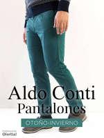 Ofertas de Aldo Conti, Otoño Invierno Pantalones