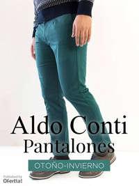 Otoño Invierno Pantalones