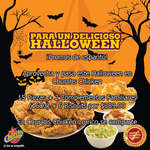 Ofertas de Church's Chicken, Para un delicioso Halloween