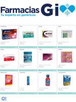 Ofertas de Farmacias Gi, Artículos