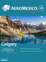 Ofertas de Aeromexico, Calgary